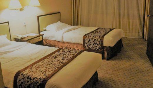 ウランバートルの宿、「フラワーホテル」に泊まってみました!