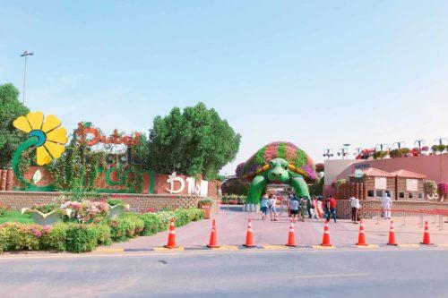 Dubai Miracle Garden ミラクルガーデン