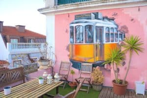 Alfama Patio Hostel