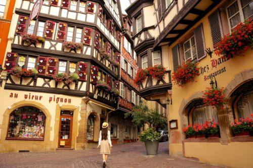 コルマール Au Vieux Pignon