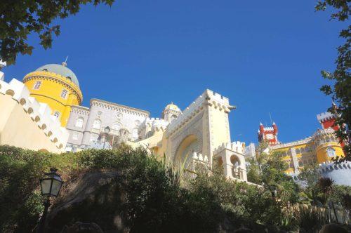 ペーナ宮殿 Pena