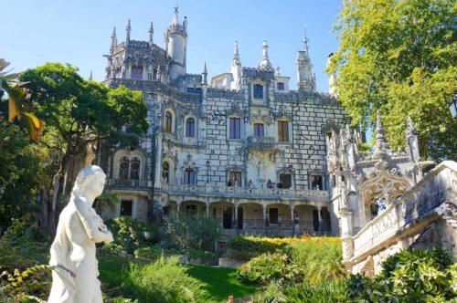 レガレイラ宮殿 Palacio e Quinta da Regaleira