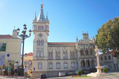 シントラ市庁舎