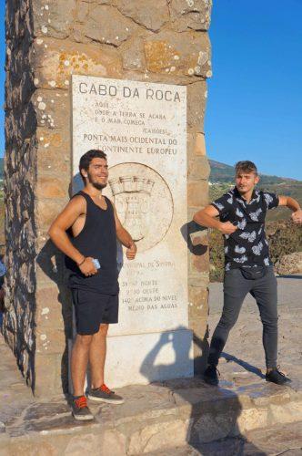 ロカ岬 Cabo da Roca