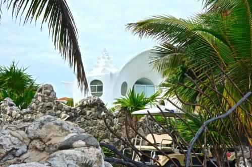 イスラムヘーレス 貝殻の家