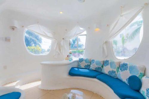 貝殻の家 Casa Caracol