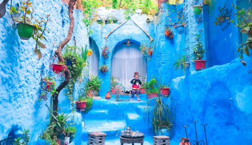 モロッコの青い街「シャウエン」観光♪~女子旅におすすめのフォトスポットまとめ~