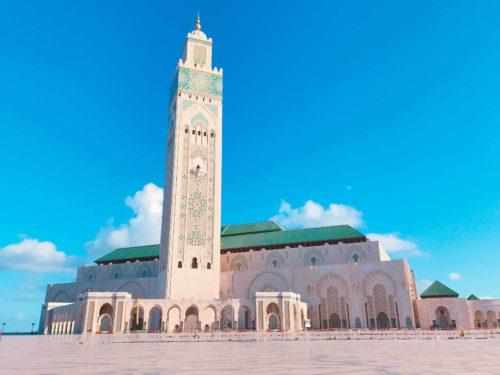 カサブランカ ハッサン2世モスク