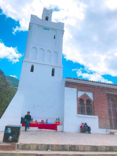 シャウエン スペインモスク