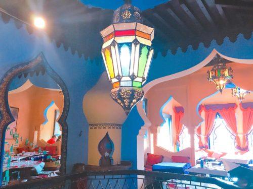 アラジン・レストラン (Aladdin Restaurant)