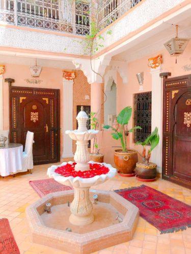 リヤド エ パレ デ プランセス(Riad Palais Des Princesses)