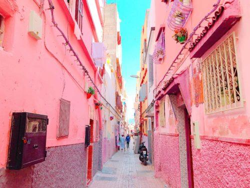 モロッコ カサブランカ