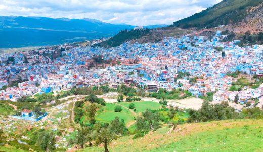 モロッコのシャウエンへの行き方~個人旅行・女1人旅でも安心♪~