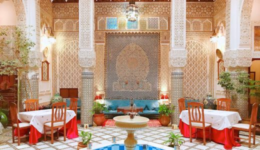 モロッコの古都フェズで宿泊したい♡コスパ最高なホテル