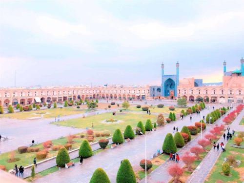 エスファハーン Isfahan