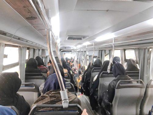 イラン 市バス