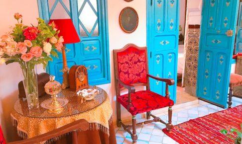モロッコ シャウエン ホテル