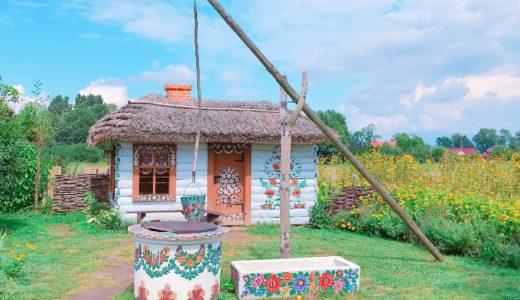 文化センター / ザリピエ / ポーランドの写真素材
