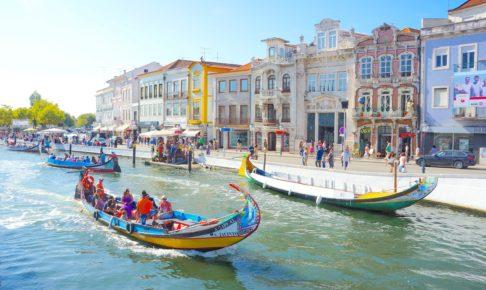 ポルトガル アヴェイロのモルセイロ