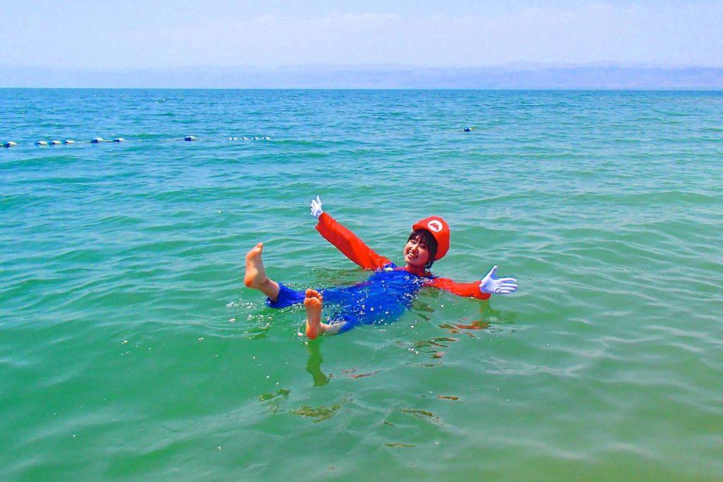 死海 マリオ