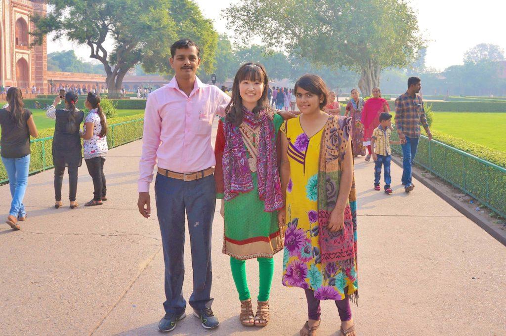 服装 インド