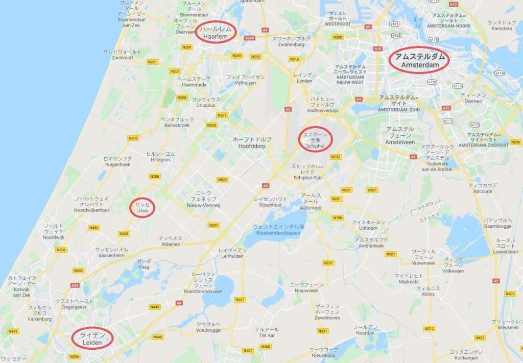 リッセ地図 広域