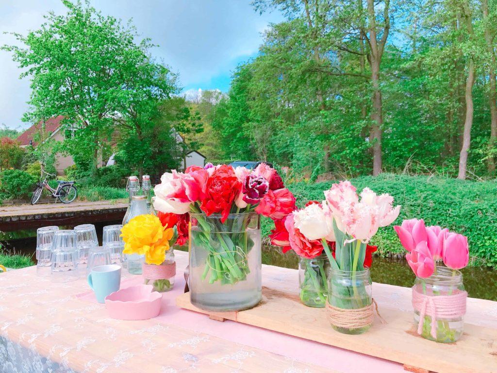 FAM Flower farm ドリンク