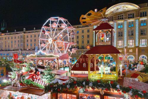 ドレスデン クリスマスマーケット
