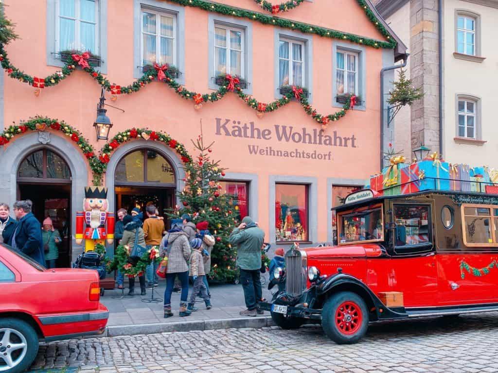ケーテウォルファルト Käthe Wohlfahrt